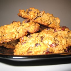 Image of Apple-Cran-Cherry Oatmeal Cookies, AllRecipes