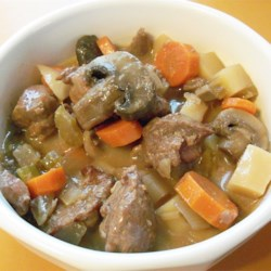Slow Cooker Beef Stew III Recipe