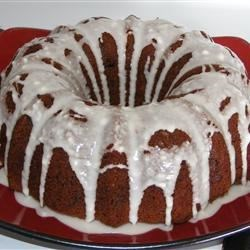 Cocoa Apple Cake Recipe