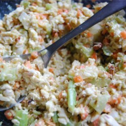 Elegant Brunch Chicken Salad Recipe