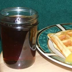 Simple Maple Syrup Recipe