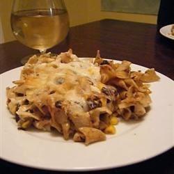 Sassy Spaghetti Recipe