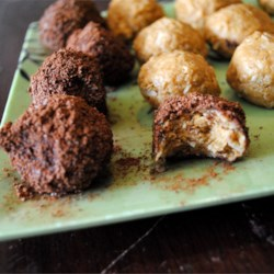 No Bake Bumpy Peanut Butter Nuggets