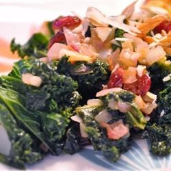 Photo of Sweet and Savory Kale by SJRJA