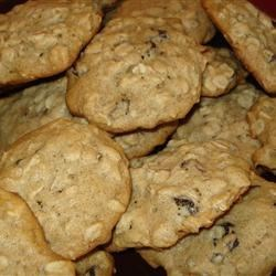 Oatmeal Buttermilk Cookies Recipe