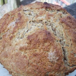 Perfectly Moist Irish Wheaten Bread Recipe