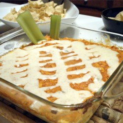 Blue Cheese Chicken Wing Dip Recipe