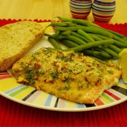 Baked Dijon Salmon Recipe