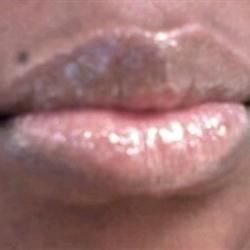 These lips know good food!