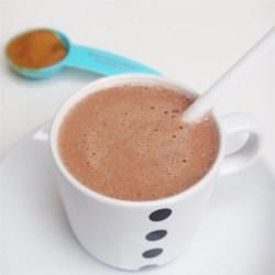 chocolate banana peanut butter protein shake printer friendly