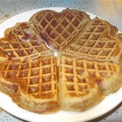 Image of Almond Flour Waffles, AllRecipes