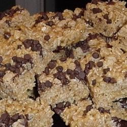 Photo of Peanut Butter Crispies II by April