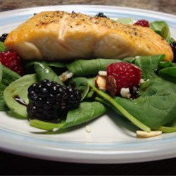 Simple Cranberry Spinach Salad Recipe