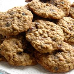 Rate Spicy Oatmeal Raisin Cookies