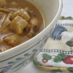 Southern Style Chicken and Dumplings |