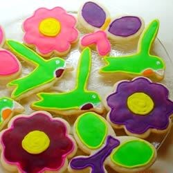 Photo of Cream Cheese Sugar Cookies by Karin Christian