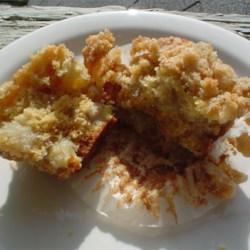 Banana Crumb Accidental Muffin