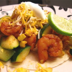 Cyndi's Shrimp Fajitas Recipe