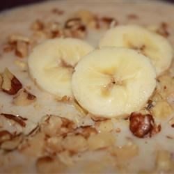 Photo of Banana Nut Oatmeal by Sunshine7