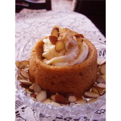 Jewish Apple Cake II