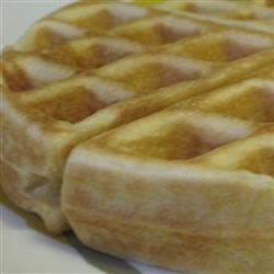 Sour Cream Waffles Recipe