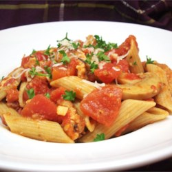 Brooklyn Girl's Penne Arrabiata Recipe