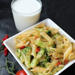 Sicilian Pasta with Broccoli