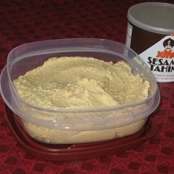 Authentic Kicked-Up Syrian Hummus (January 15, 2010)