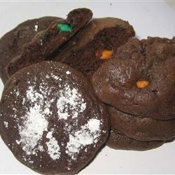 Fudgy Chocolate Drops Recipe