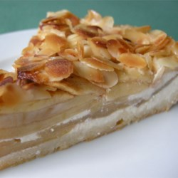 Apple Bavarian Torte Recipe
