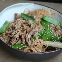 gyudon japanese beef bowl printer friendly