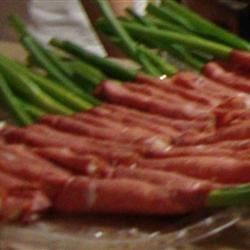 Green Onion Wraps Recipe
