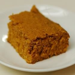 Hazel's Pumpkin Cornbread Recipe