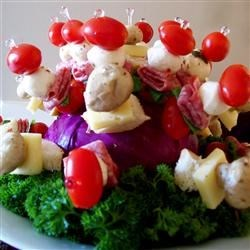 Photo of Antipasto Skewers by FISHINGGOOD