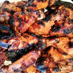 restaurant style wing and rib sauce printer friendly