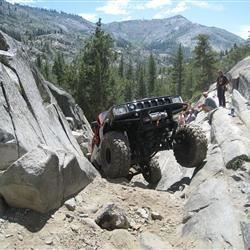 4 wheeling in Northern CA