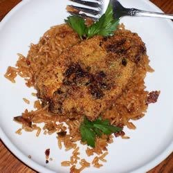 Choctaw Catfish Recipe