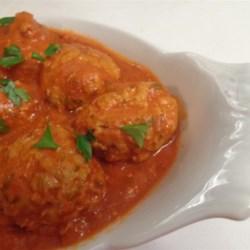 Bren's Italian Meatballs