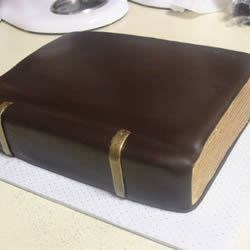 Photo of Bible Cake by Fern