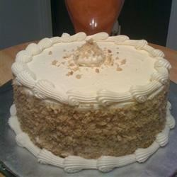 Photo of Mom's Carrot Cake by v monte