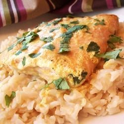 Yogurt-Marinated Salmon Fillets (Dahi Machhali Masaledar) Recipe ...