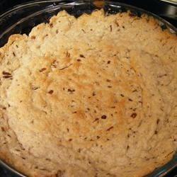 Buttery Crunch Crust