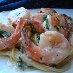 Shrimp Scampi V Recipe
