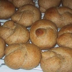 Anise Seed Rolls