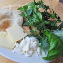 Persian Herb and Cheese