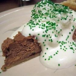 Shamrock Silk Pie Recipe