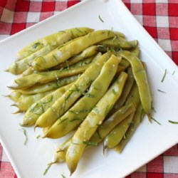 Romano Bean Salad