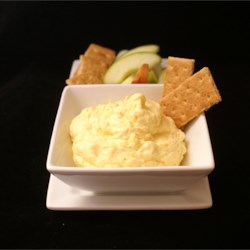 Pina Colada Fruit Dip--Christine M's Personal Recipe