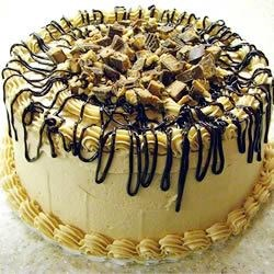 Peanut Butter Cake II Recipe