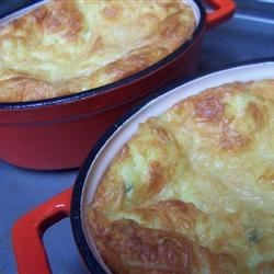 Photo of Swiss Cheese Souffle by Angela Sansom